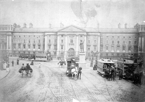 Trinity College - Dublin「Trinity College」:写真・画像(4)[壁紙.com]