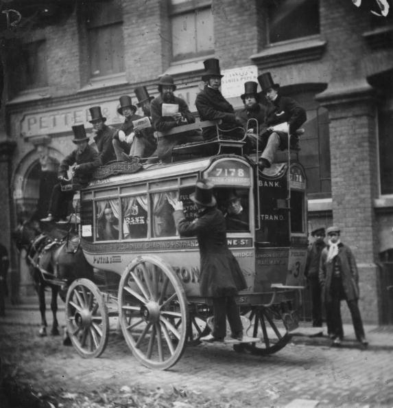 Bus「London Omnibus」:写真・画像(15)[壁紙.com]