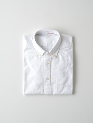 Button Down Shirt「Folded white shirt」:スマホ壁紙(6)
