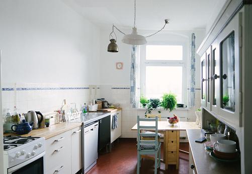 Real Life「Domestic kitchen」:スマホ壁紙(19)