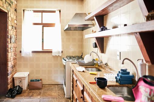 Washing「Domestic kitchen」:スマホ壁紙(18)