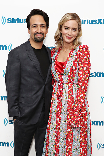 Three Quarter Length「SiriusXM's Town Hall With The Cast Of 'Mary Poppins Returns'」:写真・画像(18)[壁紙.com]