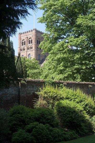 Ornamental Garden「St Albans Cathedral」:写真・画像(19)[壁紙.com]