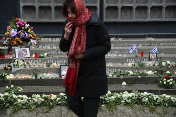 Germany Commemorates 2016 Christmas Market Terror Attack:ニュース(壁紙.com)