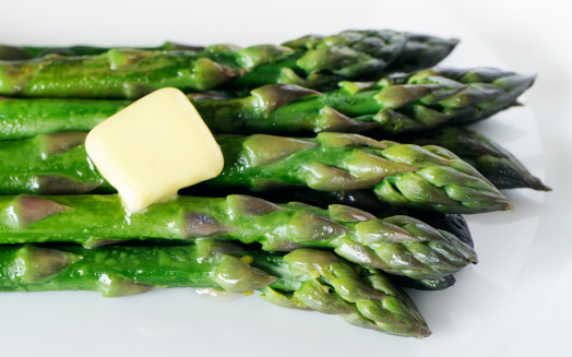 Asparagus「Asparagus and butter」:スマホ壁紙(15)