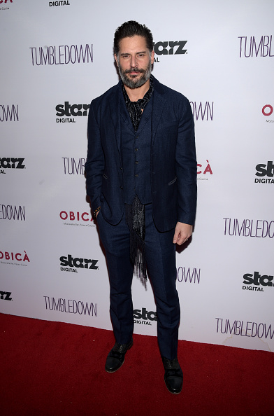 "Blue Jacket「Starz Digital And The Cinema Society Host A Special Screening Of ""Tumbledown"" - Arrivals」:写真・画像(9)[壁紙.com]"