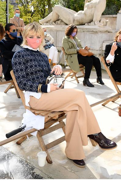 Chloe - Designer Label「Chloe : Vip Arrivals -  Paris Fashion Week - Womenswear Spring Summer 2021」:写真・画像(11)[壁紙.com]