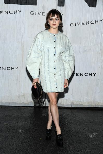 Womenswear「Givenchy : Front Row - Paris Fashion Week - Womenswear Spring Summer 2020」:写真・画像(15)[壁紙.com]