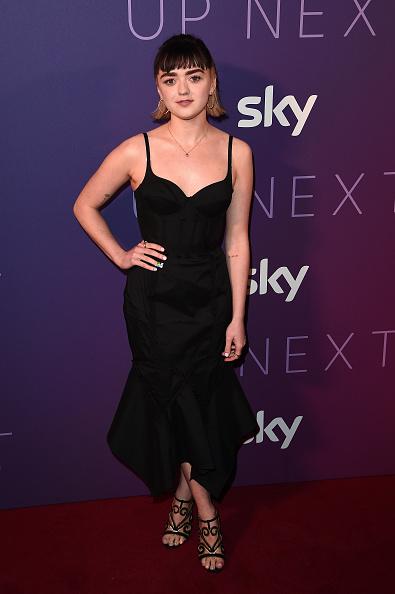 Maisie Williams「Sky Up Next 2020 - Red Carpet Arrivals」:写真・画像(19)[壁紙.com]