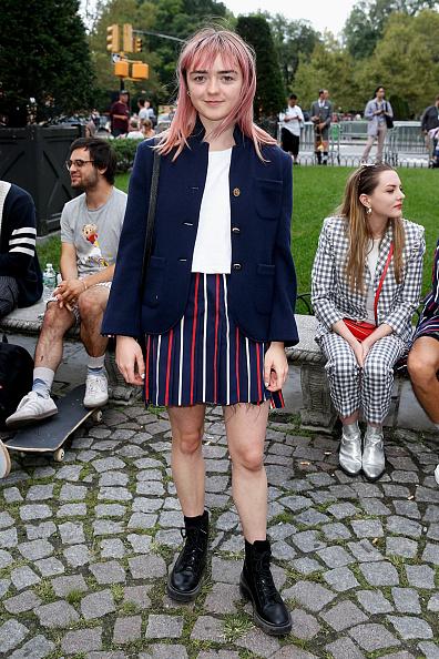 Maisie Williams「Bergdorf Goodman Celebrates The Arrival Of Thom Browne Womenswear」:写真・画像(12)[壁紙.com]