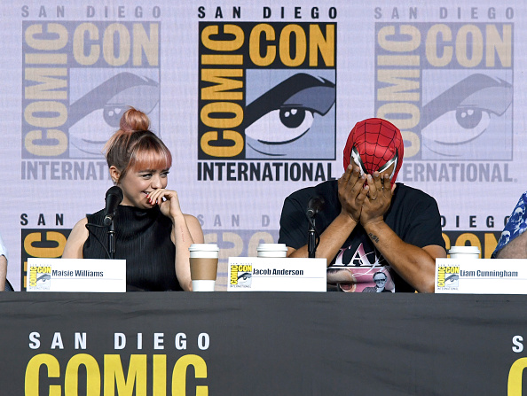 "Comic con「2019 Comic-Con International - ""Game Of Thrones"" Panel And Q&A」:写真・画像(9)[壁紙.com]"