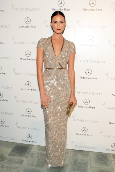 Purse「The Art of Elysium's 7th Annual HEAVEN Gala Presented by Mercedes-Benz - Red Carpet」:写真・画像(4)[壁紙.com]
