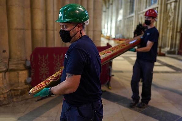 Engineering「Rebuilding Of York Minster's Grand Organ Enters Final Phase」:写真・画像(3)[壁紙.com]