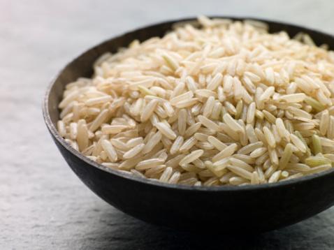 Basmati Rice「Bowl of Uncooked Basmati Rice」:スマホ壁紙(13)