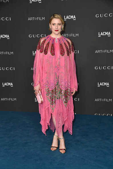 Multi Colored Blouse「2019 LACMA Art + Film Gala Presented By Gucci - Arrivals」:写真・画像(12)[壁紙.com]