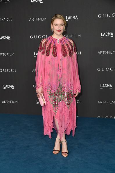Multi Colored Blouse「2019 LACMA Art + Film Gala Presented By Gucci - Arrivals」:写真・画像(13)[壁紙.com]