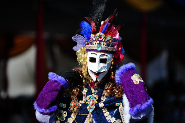 Octopus「Revellers Gather For Jember Fashion Carnival」:写真・画像(12)[壁紙.com]