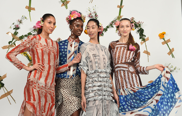 London Fashion Week「Tata Naka - Presentation - LFW February 2017」:写真・画像(1)[壁紙.com]