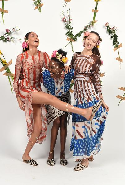 London Fashion Week「Tata Naka - Presentation - LFW February 2017」:写真・画像(4)[壁紙.com]