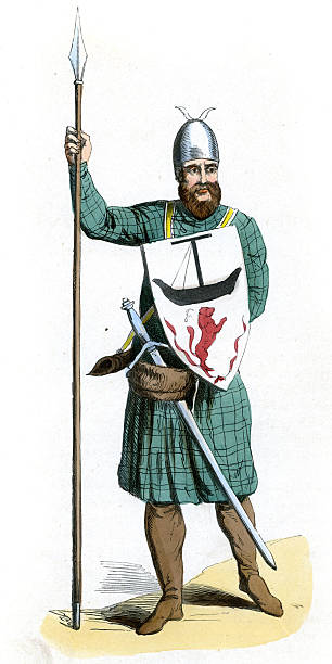 14th century Scottish chieftain in 14th century:ニュース(壁紙.com)