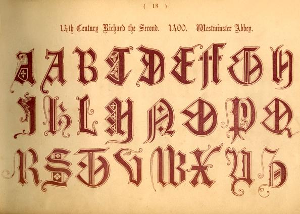 Circa 14th Century「14th Century Richard The Second 1400 Westminster Abbey」:写真・画像(5)[壁紙.com]