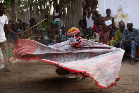 Religion「Benin's Mysterious Voodoo Religion Is Celebrated In Its Annual Festival」:写真・画像(1)[壁紙.com]