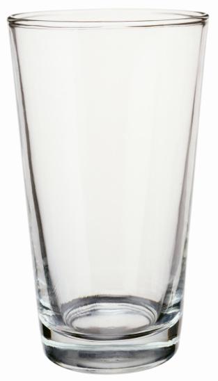 透明「An empty pint drinking glass」:スマホ壁紙(11)