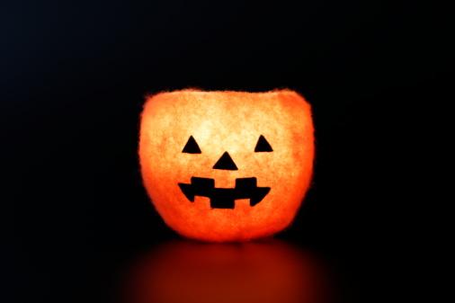 Evil「Halloween Pumpkin」:スマホ壁紙(1)