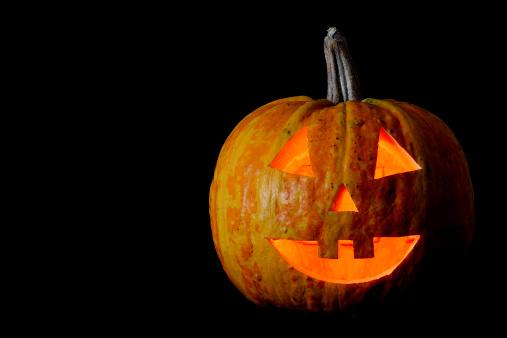 Evil「Halloween pumpkin」:スマホ壁紙(10)