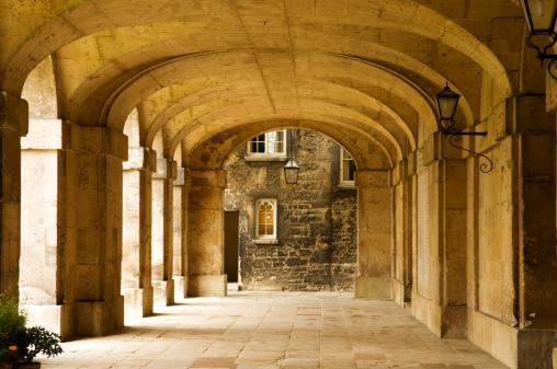 Roman「Worcester College, University of Oxford」:スマホ壁紙(1)