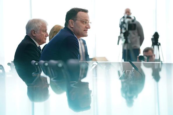 Sean Gallup「Germany Prepares For Possible Coronavirus Epidemic」:写真・画像(5)[壁紙.com]