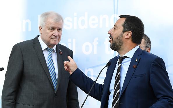 北チロル「EU Interior And Justice Ministers Meet In Innsbruck」:写真・画像(17)[壁紙.com]