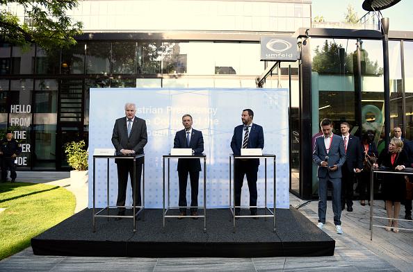 北チロル「EU Interior And Justice Ministers Meet In Innsbruck」:写真・画像(18)[壁紙.com]