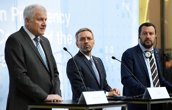 北チロル「EU Interior And Justice Ministers Meet In Innsbruck」:写真・画像(19)[壁紙.com]