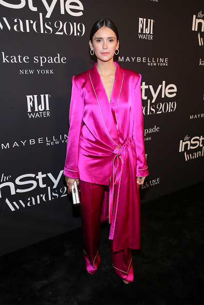 Hot Pink「Fifth Annual InStyle Awards - Red Carpet」:写真・画像(17)[壁紙.com]