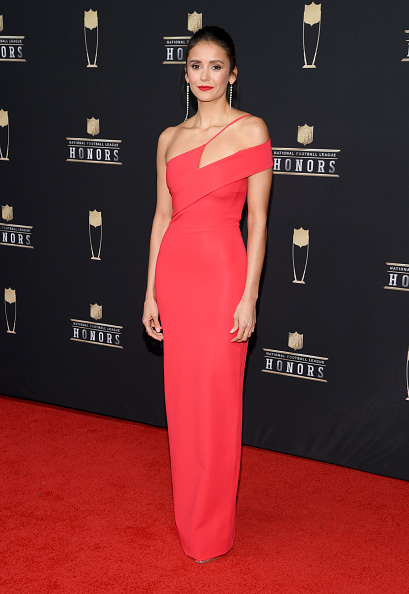 Red Dress「8th Annual NFL Honors - Arrivals」:写真・画像(10)[壁紙.com]