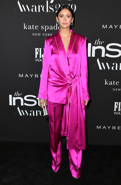 Hot Pink「2019 InStyle Awards - Arrivals」:写真・画像(8)[壁紙.com]