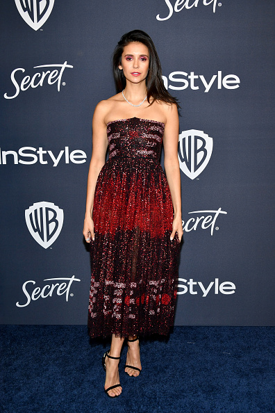 Pleated「21st Annual Warner Bros. And InStyle Golden Globe After Party - Arrivals」:写真・画像(19)[壁紙.com]