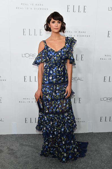 Celebration「ELLE's 24th Annual Women in Hollywood Celebration presented by L'Oreal Paris, Real Is Rare, Real Is A Diamond and CALVIN KLEIN - Arrivals」:写真・画像(12)[壁紙.com]