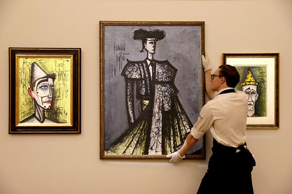 Tristan Fewings「Impressionist, Modern & Surrealist Art Evening Sale Preview at Sotheby's London」:写真・画像(14)[壁紙.com]
