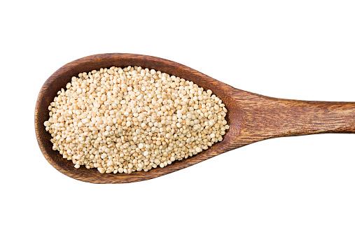 Quinoa「Wooden spoon with Quinoa seeds」:スマホ壁紙(12)