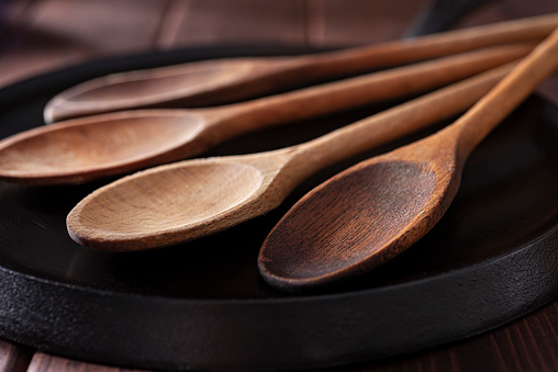 Griddle「Wooden Spoons」:スマホ壁紙(9)
