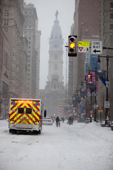 2016 Winter Storm Jonas「Huge Snow Storm Slams Into Mid Atlantic States」:写真・画像(3)[壁紙.com]