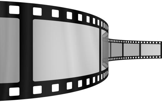 Video Still「Movie film blank frames」:スマホ壁紙(18)