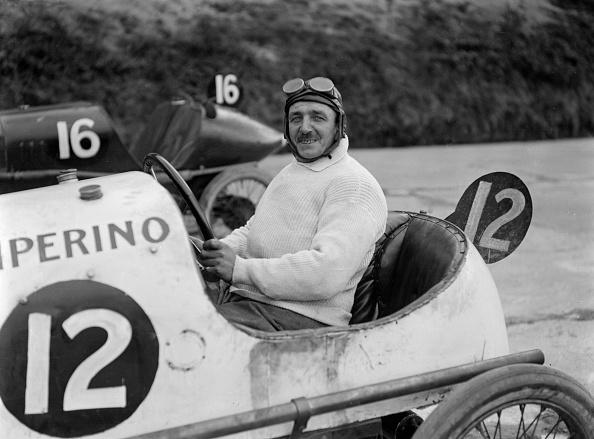 Race Car Driver「JS Wood in his Temperino at the JCC 200 Mile Race, Brooklands, Surrey, 1921」:写真・画像(15)[壁紙.com]