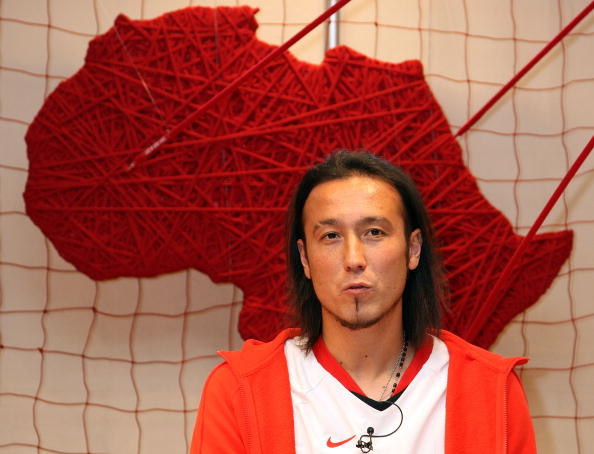 Japan National Soccer Team「Nike (RED) Event at NikeTown Tokyo」:写真・画像(3)[壁紙.com]