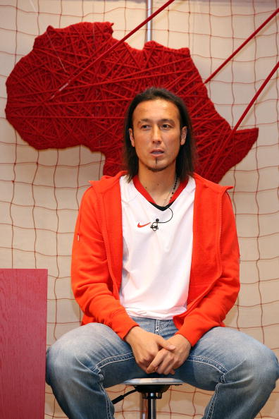 Japan National Soccer Team「Nike (RED) Event at NikeTown Tokyo」:写真・画像(8)[壁紙.com]