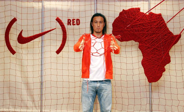 Japan National Soccer Team「Nike (RED) Event at NikeTown Tokyo」:写真・画像(0)[壁紙.com]