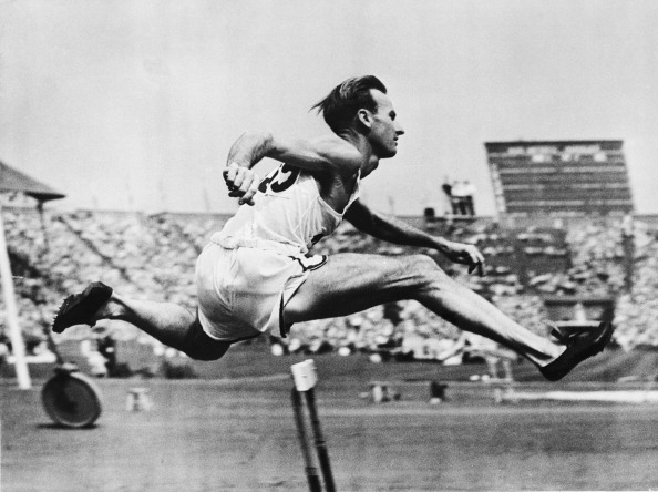 オリンピック「Hurdling Champion」:写真・画像(17)[壁紙.com]
