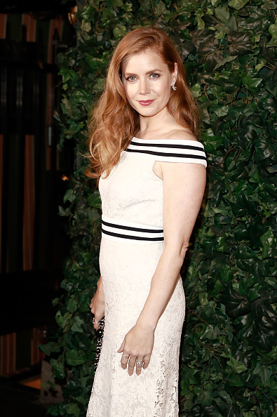 Amy Adams「Charles Finch & Chanel Pre BAFTA Party - Arrivals」:写真・画像(5)[壁紙.com]